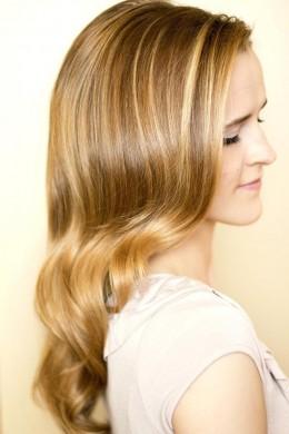 Ретро преса на дълга коса
