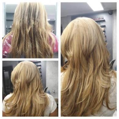 Ампула за възстановяване на Косата