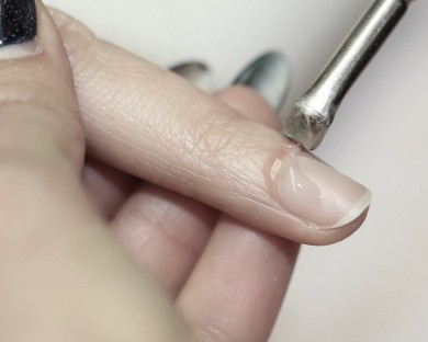 Оформяне на нокти