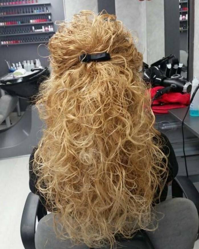 Дифузер на дълга коса