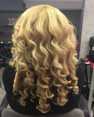 Маша или ролки на Дълга коса