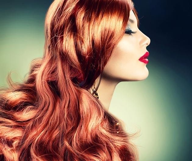 Много дълга коса + треси