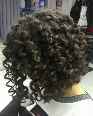 Къса коса