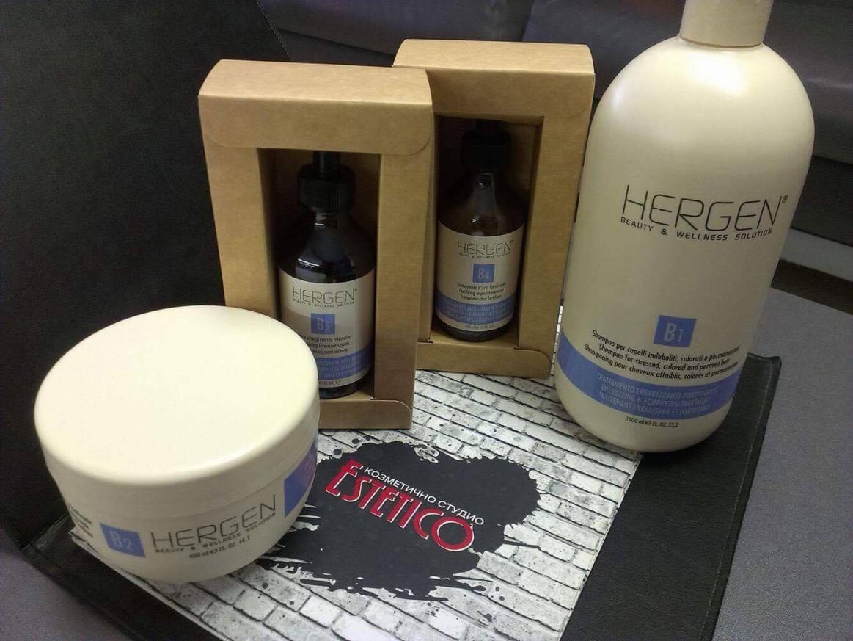 Терапия за третирани и изтощени коси
